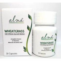 Alna Wheatgrass Capsule