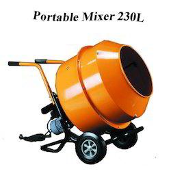 Portable Mixer 230L