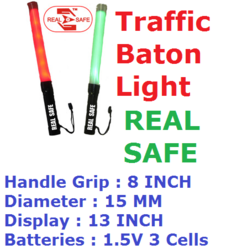 Traffic Baton Light