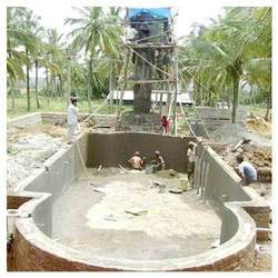 Swimming pool construction in chennai for Swimming pool construction services