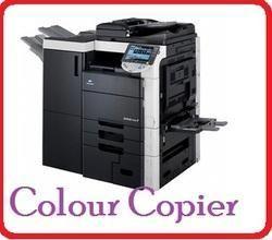 Colour Photocopier On Rent