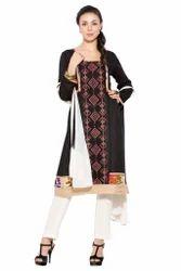 Designer Beautiful Party Wear Long Kurti Ladies Suit