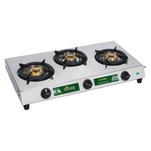 Electric gas cooktop sizes