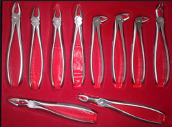 Extraction Forcep Kit