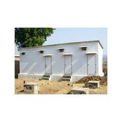 Prefabricated Railway Shelters