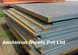 UNI 7070/ Fe 360 B Steel Plates