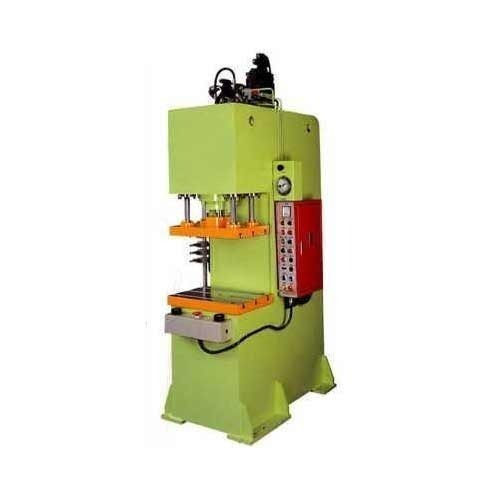 C Frame Hydraulic Press - Manufacturer from Ahmedabad