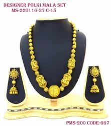 Golden Mala Set