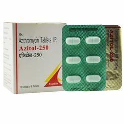 Azitol 250 Medicines