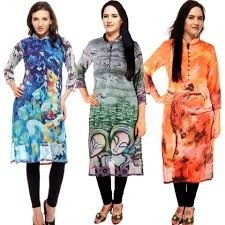 Digital Printing Service For Kurti Fabrics