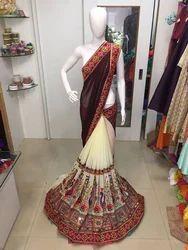 Exclusive Fancy Party Wear Designer Saree
