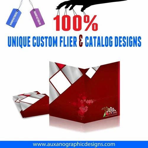 flier design flier designing services service provider from delhi