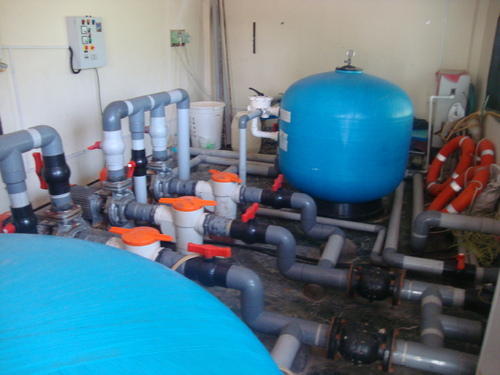 Swimming Pool Filtration System Swimming Pool Filtration Plant Manufacturer From Pune