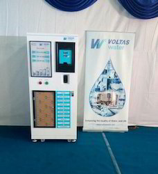 Volta's ATM (Water Vending machine )