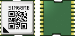 SIM68MB Module