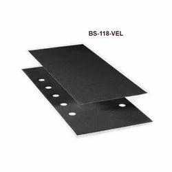 Very Tear-resistant Velour-backed Abrasive Paper