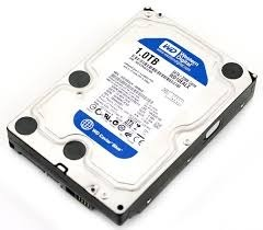 Westron Digital 1 TB SATA Hard Disk