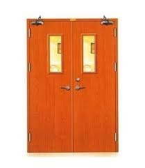 Wooden Fire Door - Service Provider from New Delhi