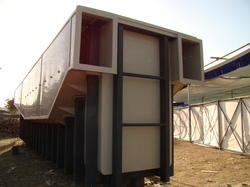 Stripping Tank Structure Galvanizing Plant