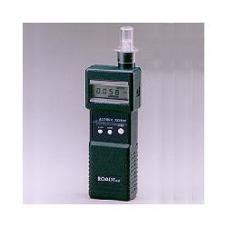 Digital Alcohol Breath Analyzer Model -Road Test