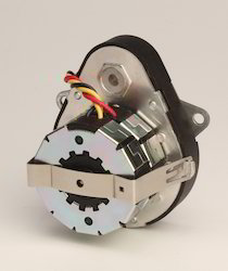 Stepper Motor With Low Torque Gearbox