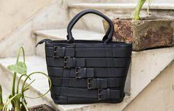 Multi Belt Handheld Bag