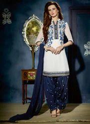 Georgette Embroidery Salwar Kameez