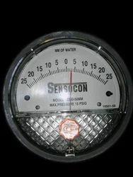 Sensocon Mack Magnehelic Gages -25 To 25 MMWC