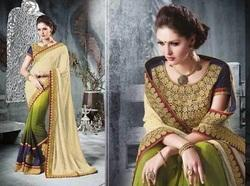 Exclusive Stylish Embroidered Sarees