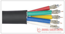 Ceramic Yarn Insulated High Temperature Cables