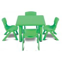 Square Kids Table