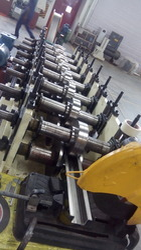Stud Track Roll Forming Machine