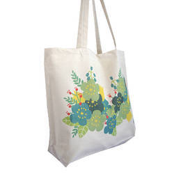 Cotton Bag With Printed Logo