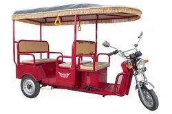 Lightweight Electric Rickshaw