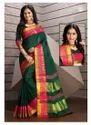 Silk Cotton Fancy Saree