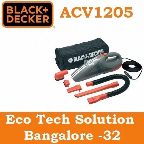 Black & Decker ACV1205 Car Vacuum Cleaner