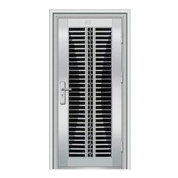 Stainless Steel Main Door  sc 1 st  Narang Rolling Shutters & Stainless Steel Doors - Stainless Steel Main Door Manufacturer ... pezcame.com
