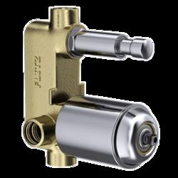 Concealed Body For Single Lever High Flow Diverter 45mm