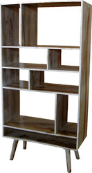 Wooden Book Case - Wooden Furniture