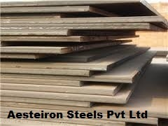 UNE 36080/ AE275D Steel Plates