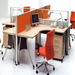 modular office furniture in mumbai maharashtra modular office set