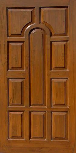 & Main Doors - Elegant Wooden Main Door Manufacturer from Chennai