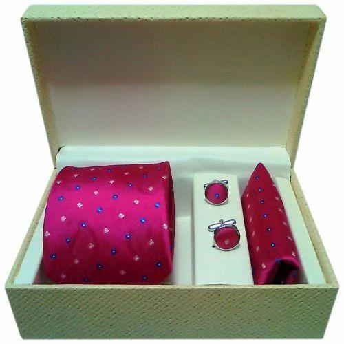 neckties set tie accesories manufacturer from new delhi