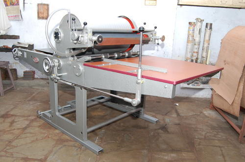 Jute Bag Printing Machine - 1 Colour