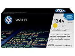 HP Q6002a Yellow Toner Cartridges
