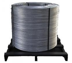 calcium silicide cored wire