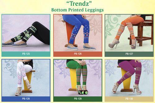 Trendz Bottom Printed Leggings