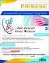Ibuprofen 400mg   Paracetamol 325mg
