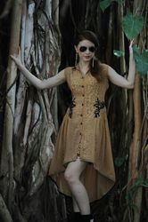 Fashionable Georgette Kurti