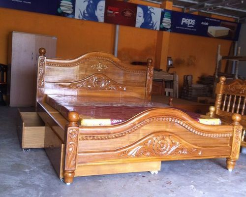 Bedroom Furniture Wooden Bedroom Furniture Set Manufacturer From Coimbatore